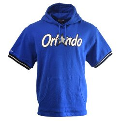 Bluza z kapturem Mitchell & Ness NBA Orlando Magic French Terry