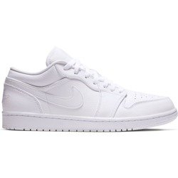 Buty Air Jordan 1 Low White - 553558-112