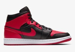 Buty Air Jordan 1 Mid Banned - 554724-074
