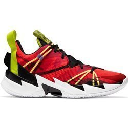 Buty do kosza Air Jordan Why Not Zer0.3 Bright Crimson - CK6611-600