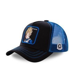 Czapka z daszkiem Capslab  Dragon Ball Z Vegeta Trucker - CL/DBZ/1/VE3