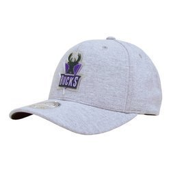 Czapka z daszkiem Mitchell & Ness NBA Milwaukee Bucks Melange Knit 110 Snapback