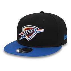 Czapka z daszkiem New Era 9FIFTY NBA Oklahoma City Thunder - 80489135