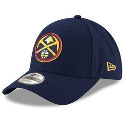 Czapka z daszkiem bejsbolowa New Era 9FORTY NBA Denver Nuggets - 11783712