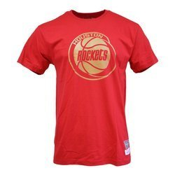 Koszulka Mitchell & Ness Midas Tee Houston Rockets
