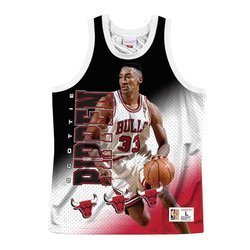 Koszulka Mitchell & Ness NBA Behind The Back Tank Chicago Bulls - Scottie Pippen