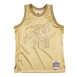 Koszulka Mitchell & Ness NBA Midas Swingman Supersonics Shawn Kemp