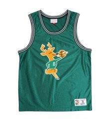 Koszulka Mitchell & Ness NBA Milwaukee Bucks Dazzle Tank Top - MSTKDF18015-MBUGREN1