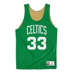 Koszulka Mitchell & Ness NBA Reversible Mesh Tank Celtics 88 Larry Bird