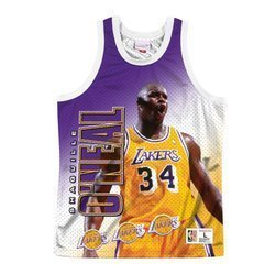 Koszulka Mitchell & Ness NBA Tank Los Angeles Lakers - Shaquille O'Neal