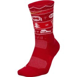 Nike Elite Christmas Socks - SX7866-687