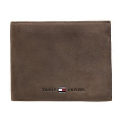 Portfel Tommy Hilfiger Johnson Trifold - AM0AM00665-041