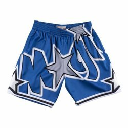 Spodenki Mitchell & Ness NBA Big Face Shorts Orlando Magic