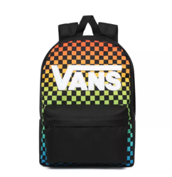 Vans New Skool Glow Flame Backpack - VN0002TLZM3