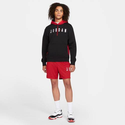Bluza męska z kapturem Air Jordan Jumpman Air Fleece - CW8434-010