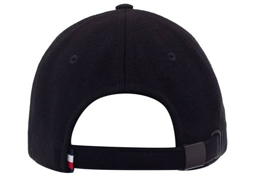 Czapka z daszkiem Tommy Hilfiger Elevated Corporate - AM0AM06581 BDS