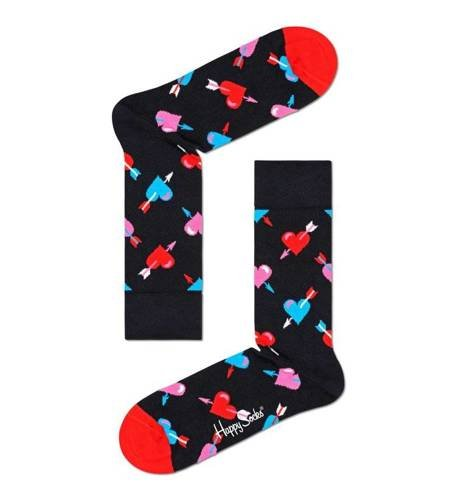 Zestaw Skarpetek Happy Socks 3-pak I Love You - XLOV08-4400